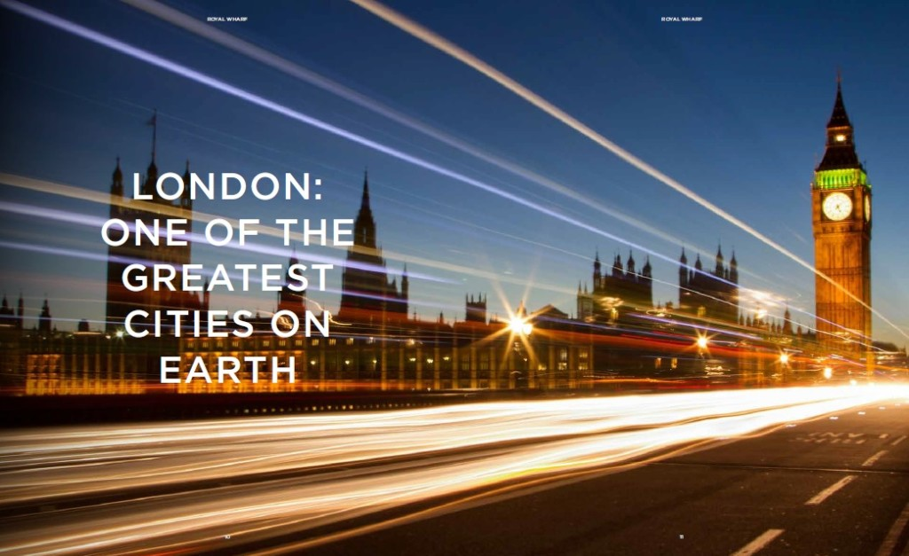 London greatest cities
