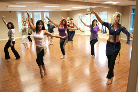 Belly dance lesson – Property Investment 88