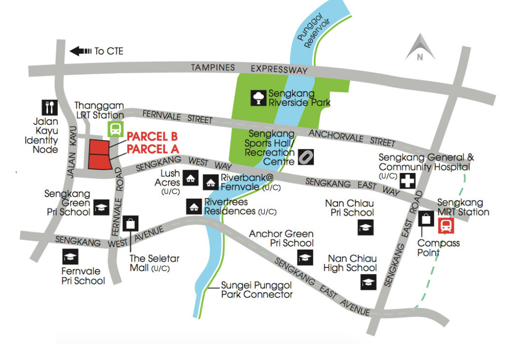 High Park Residences Location
