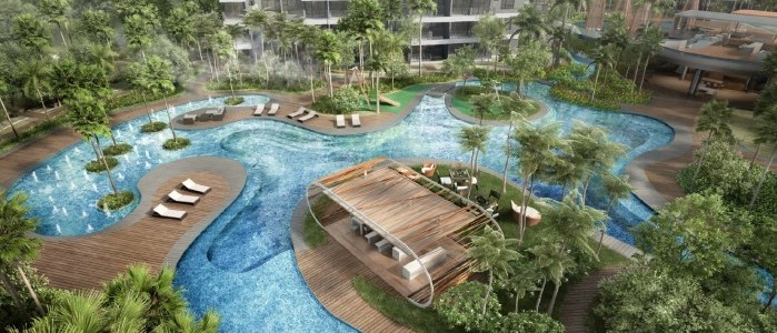 High Park Residences Facilities