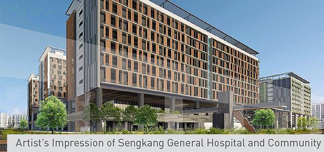 sengkang general and community hospita