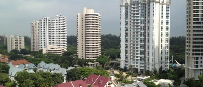 8M residences unblock view