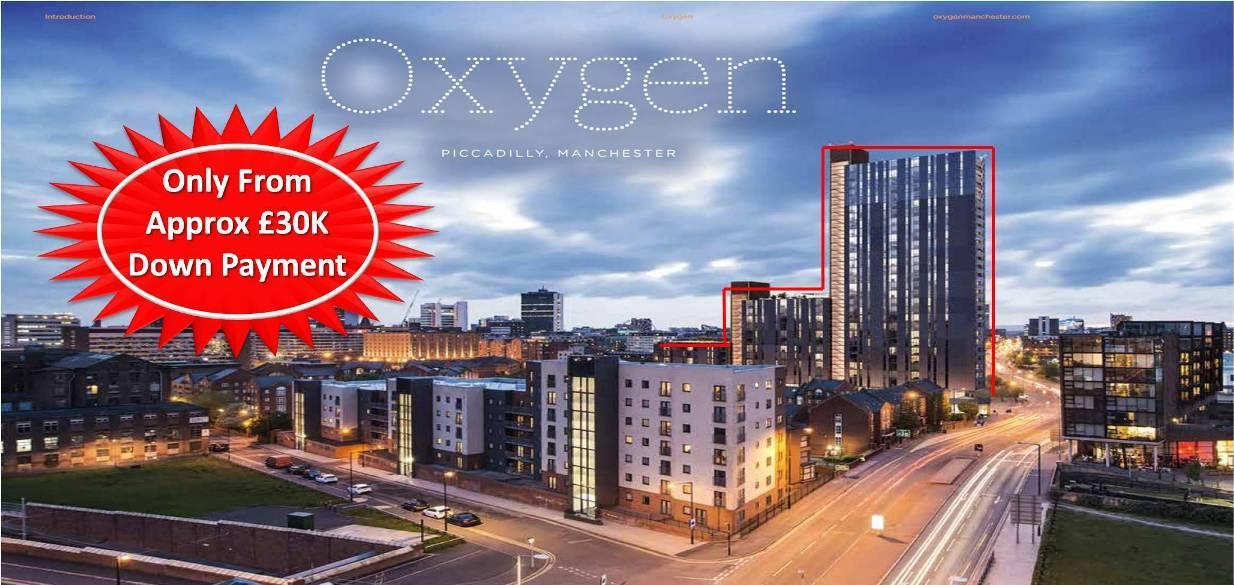 Oxygen Tower Manchester