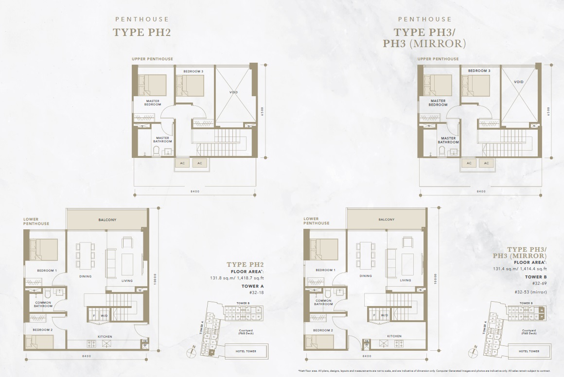 oxley convention city penthouse floor plan