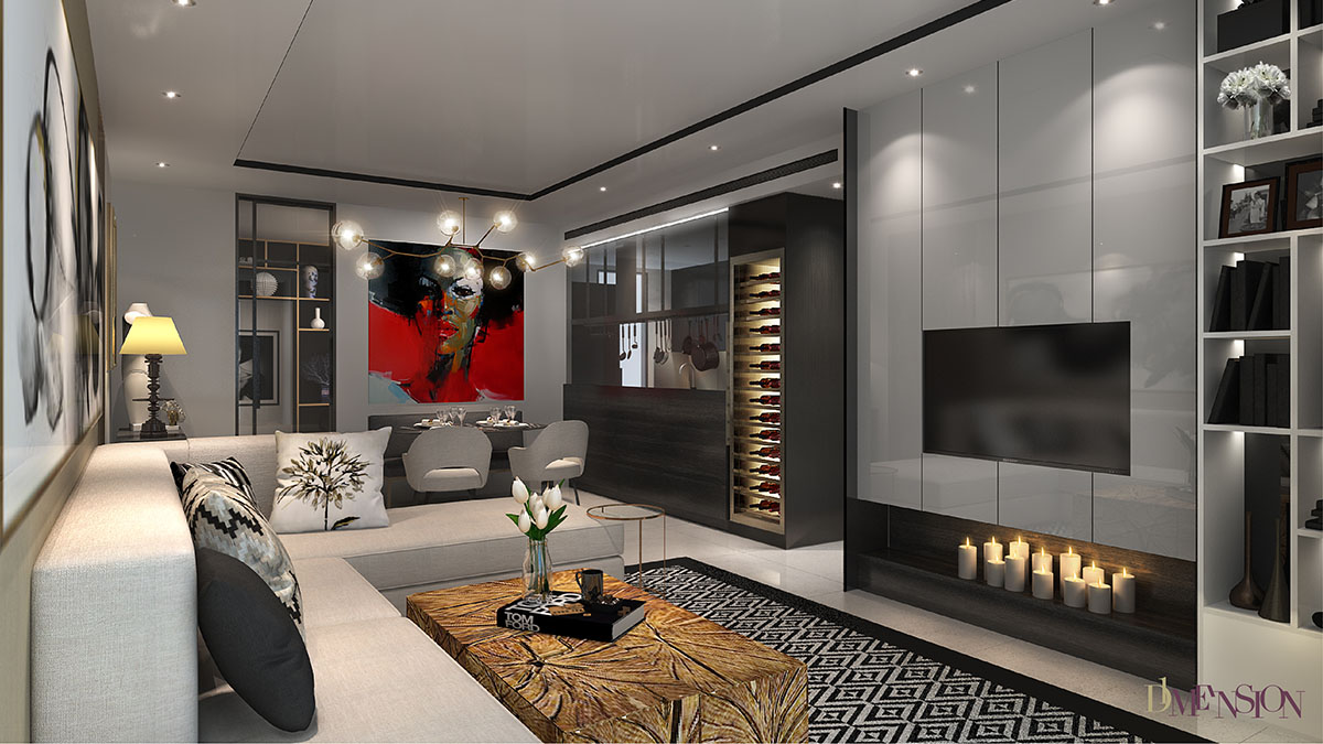 D1mension Living Room