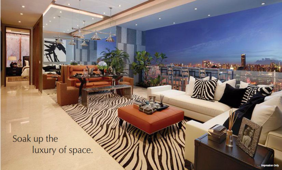One Balmoral Luxurious Space