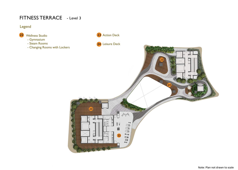 new futura facilities level 3